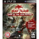 Dead Island - Game of the Year Edition (GOTY) Playstation 3 (PS3) video spēle