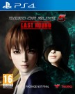 Dead or Alive 5: Last Round Playstation 4 (PS4) video spēle