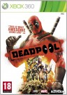 Deadpool Xbox 360 video spēle