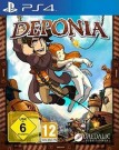 Deponia Playstation 4 (PS4) video spēle
