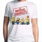 Despicable Me - Usual Suspects - T-Shirt (L, XL)