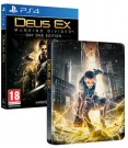 Deus Ex Mankind Divided - Day One Edition (Steelbook) Playstation 4 PS4 video spēle