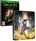 Deus Ex: Mankind Divided - Day One Edition (Steelbook) Xbox One video spēle