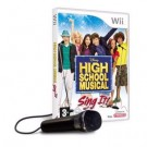 Disney High School Musical Sing It with Microphone Nintendo Wii video game - in stock