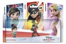 Disney Infinity Girls 3 Pack (PS3/Xbox 360/Nintendo Wii/3DS/Wii U)