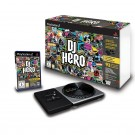 DJ Hero Turntable Bundle PS2
