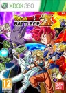 Dragon Ball Z (DragonBall): Battle of Z Xbox 360 video spēle - ir veikalā