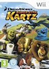 Dreamworks Super Star Kartz Nintendo Wii video game