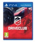Driveclub Playstation 4 (PS4) video game