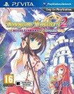 Dungeon Travelers 2: The Royal Library & the Monster Seal Playstation Vita PSV spēle