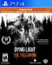 Dying Light Enhanced Edition The Following Playstation 4 (PS4) video game