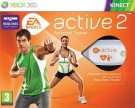 EA Sports Active 2.0 (Kinect) Xbox 360 video game - in stock