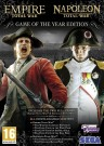 Empire Total War + Napoleon Total War - Game of the Year (EUR DVD)