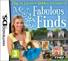 Fabulous Finds NDS Nintendo DS game