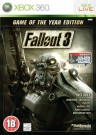 Fallout 3 GOTY (Game of the Year Edition) Xbox 360 video spēle