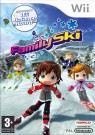 Family Ski (AKA We Ski) Nintendo Wii video game