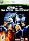 Fantastic 4: Rise of Silver Surfer Xbox 360 video spēle