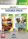 Far Cry 2 & Ghost Recon Advanced Warfighter (Double Pack) Xbox 360 - ir uz vietas