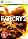 Far Cry 2 Xbox 360 video spēle