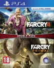 Far Cry Primal and Far Cry 4 Double Pack Playstation 4 (PS4) video spēle - ir veikalā