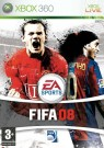 FIFA 08 Xbox 360 video game - in stock