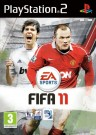 FIFA 11 Playstation 2 (PS2) video game