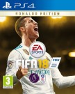 FIFA 18 Ronaldo Edition Playstation 4 (PS4) video spēle - ir veikalā