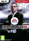FIFA Manager 14 PC (ENG DVD)