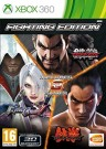 Fighting Edition: Tekken 6, Tekken Tag Tournament 2, Soul Calibur V Xbox 360 video spēle - ir veikalā