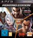 Fighting Edition: Tekken 6,Tekken Tag Tournament 2, Soul Calibur V Playstation 3 (PS3) video spēle