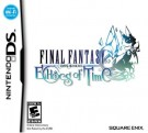 Final Fantasy Crystal Chronicles: Echoes of Time NDS Nintendo DS game