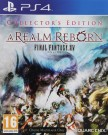 Final Fantasy XIV (14) A Realm Reborn - Collector's Edition PS4