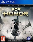 For Honor - Deluxe Edition Playstation 4 (PS4) video spēle