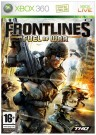 Frontlines: Fuel of War Xbox 360