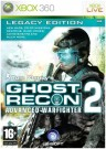 Ghost Recon Advanced Warfighter 2 Legacy Edition Xbox 360