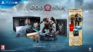 God of War Collector's Edition (Collectors) Playstation 4 (PS4) video spēle