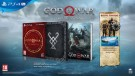 God of War Limited Edition Playstation 4 (PS4) video spēle