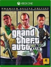 GTA 5 Grand Theft Auto V Premium Online Edition Xbox One video spēle