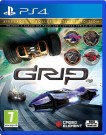 GRIP Combat Racing - Rollers vs Airblades Ultimate Edition Playstation 4 (PS4) video spēle