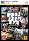 GTA Grand Theft Auto Episodes from Liberty City PC (ENG DVD)