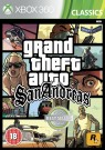 GTA Grand Theft Auto: San Andreas Xbox 360 video spēle
