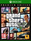 GTA Grand Theft Auto V (5) Premium Edition Xbox One видео игра - ir veikalā