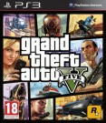 GTA Grand Theft Auto V (5) Playstation 3 (PS3) video spēle - ir veikalā