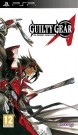 Guilty Gear XX Accent Core Plus Playstation PSP game