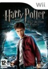 Harry Potter and The Half-Blood Prince Nintendo Wii video game