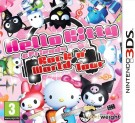 Hello Kitty and Friends: Rockin World Tour Nintendo 3DS spēle