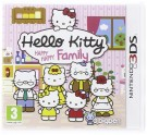 Hello Kitty Happy Happy Family Nintendo 3DS spēle