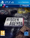 Hidden Agenda Playstation 4 (PS4) video spēle