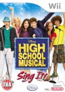 High School Musical Sing It with Microphone Nintendo Wii video game