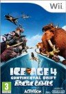 Ice Age 4: Continental Drift - Arctic Games Nintendo Wii game